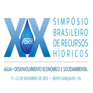 XX Simpósio Brasileiro de Recursos Hídricos